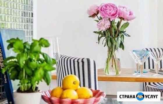 Уборка, клининг жилых и рабочих помещений Тольятти