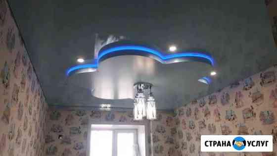 Натяжной потолок Чита