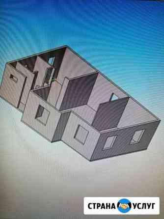 3D модели Тихвин