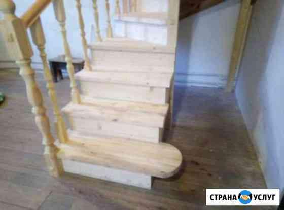 Изготовление лестниц Екатеринбург