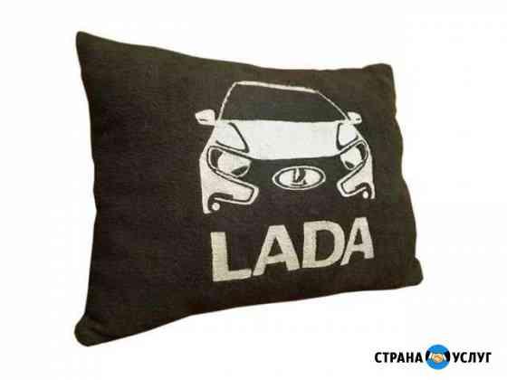 Подушки для авто Великие Луки
