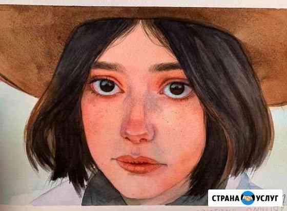 Портрет на заказ Евпатория