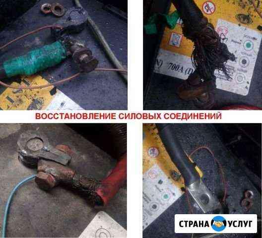 Поиск и устранение неисправностей с электрикой Мурманск