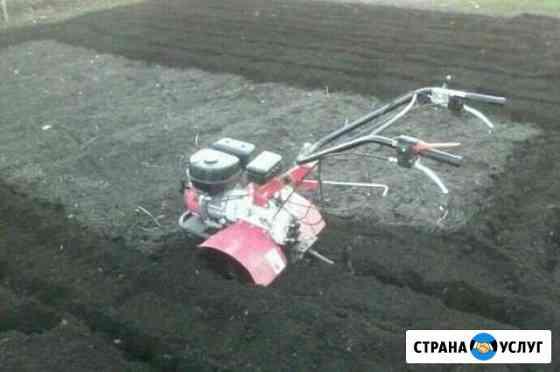 Покос травы Культивация мотоблоком Услуги мотобура Курск