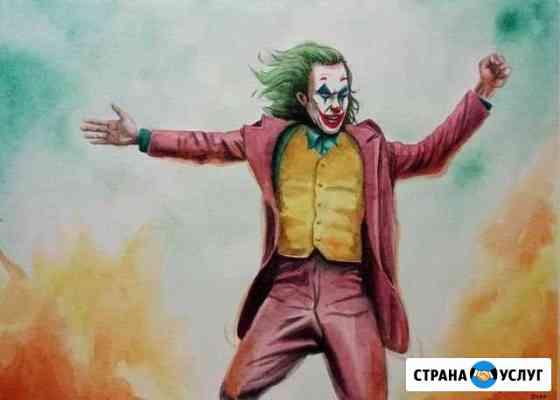 Нарисую портрет Волгоград