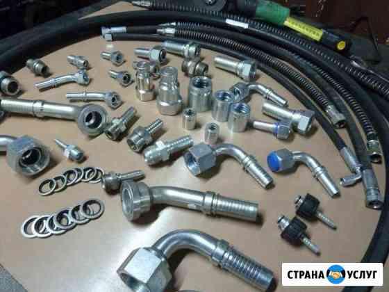 Ремонт и изготовление рвд-рукава высокого давления Рубцовск
