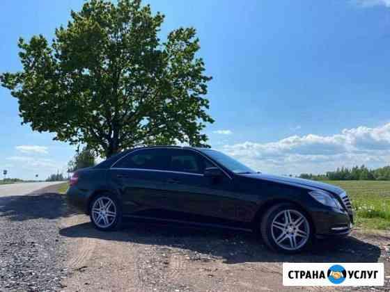 Предоставлю автомобиль с водителем Великий Новгород