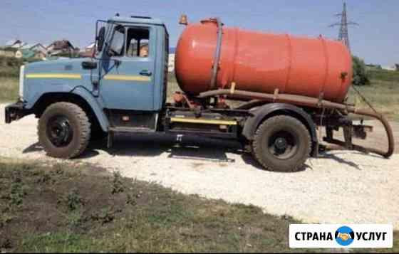 Откачка канализации Грозный