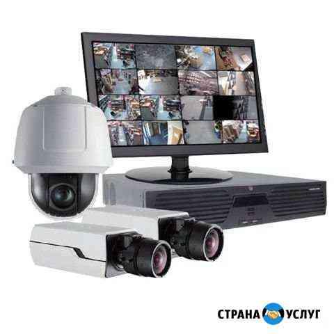 Системы видеонаблюдения Калининград
