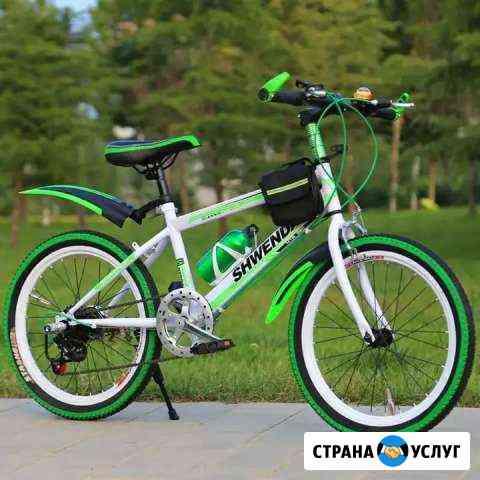 Ремонт скоростных и простых велосипедов Самара