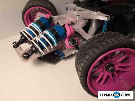 3d-печать, 3d-моделирование, большой опыт Нижний Новгород