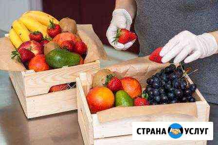 Доставка свежих овощей и фруктов Краснодар