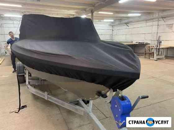 Чехол на лодку Красноярск