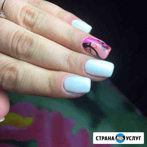 Покрытие гель лаком Ульяновск