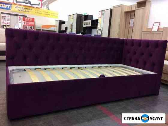 Реставрация мягкой мебели / Каретная стяжка Рязань