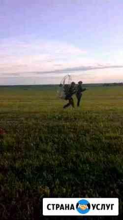 Полёты на параплане Псков
