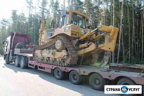 Негабаритные перевозки, Аренда трала Томск Томск
