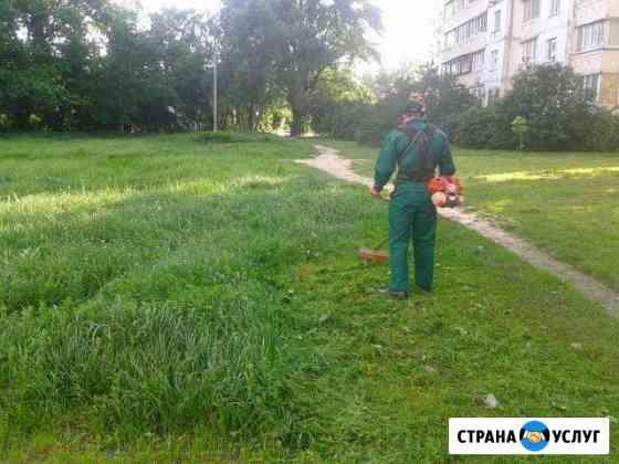 Обслуживание парков.садов.дач Омск