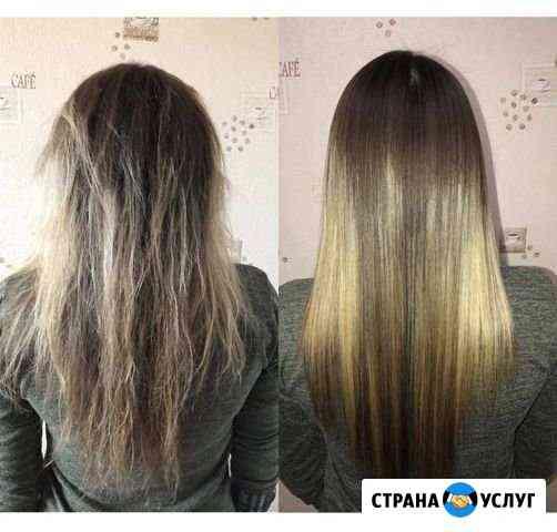 Ботокс для волос Калининград