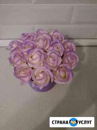 Букеты мыльных роз Калуга