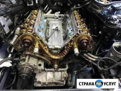 Ремонт двигателей любой сложности Псков