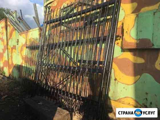 Оградка для захоронения 2800-1800-1300 Анжеро-Судженск