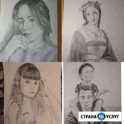 Рисунки на заказ (Портреты и не только) Калуга