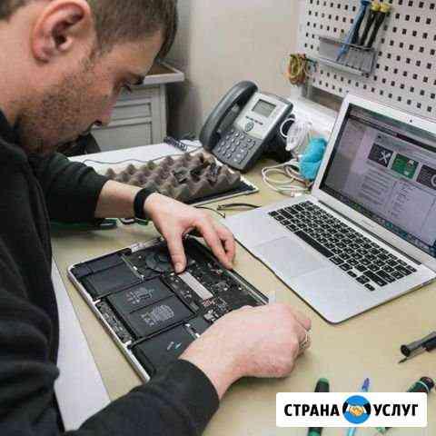 Компьютерная помощь Ремонт ноутбуков и компьютеров Астрахань