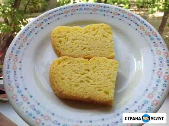 Безглютеновая выпечка на заказ Черкесск