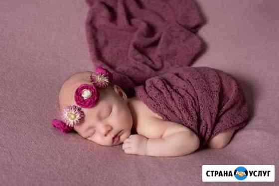 Фотосессия новорожденных Тольятти