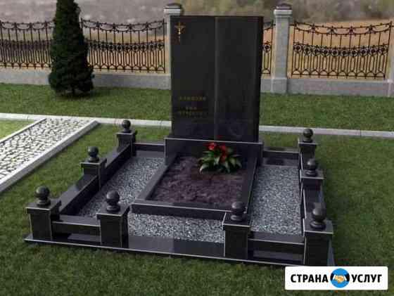 Памятники из гранита и мрамора Москва