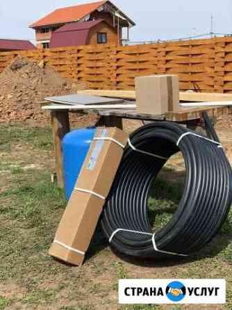 Ремонт и обслуживание скважин на воду Кстово