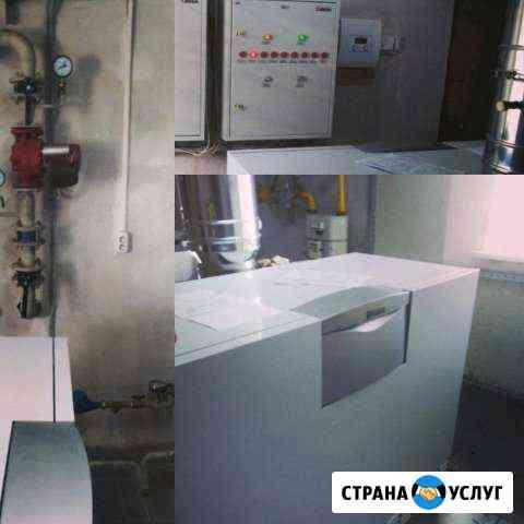 Ремонт, монтаж, обслуживание газовых котлов, котел Ярославль