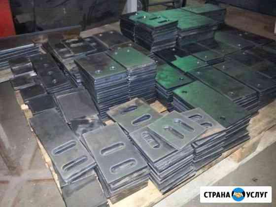 Плазменная резка, изготовление деталей из металла Нижний Новгород