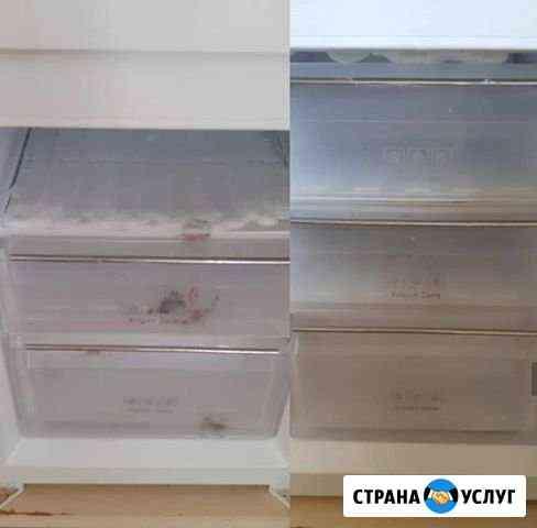 Уборка квартир и домов Казань