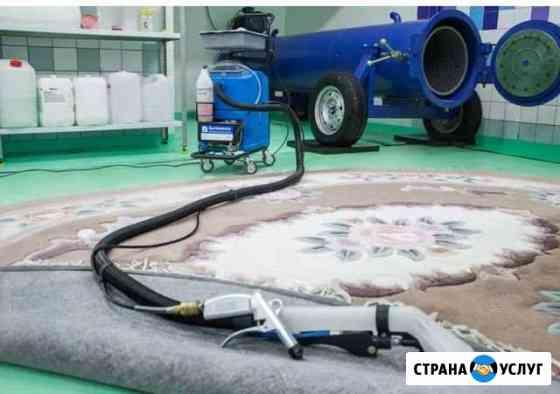 Фабричная стирка ковров, химчистка ковров на дому Казань