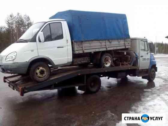 Эвакуатор Петрозаводск