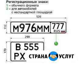 Дубликаты госномеров Новосибирск