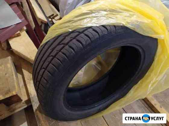Хранение колес Сертолово