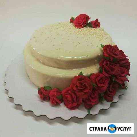 Тортики на заказ Краснослободск