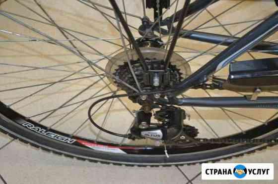 Ремонт велосипедов Санкт-Петербург
