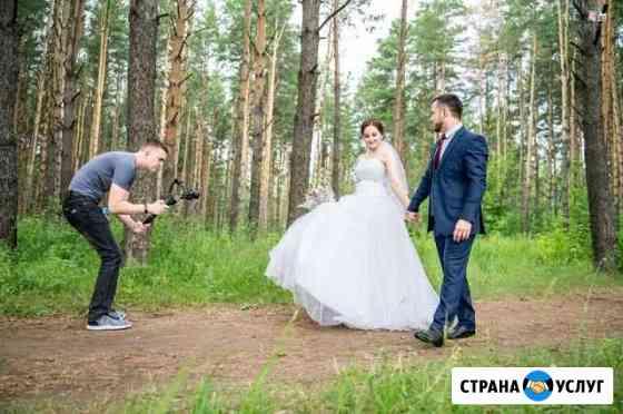 Видеооператор на свадьбу / мероприятия Нижнекамск