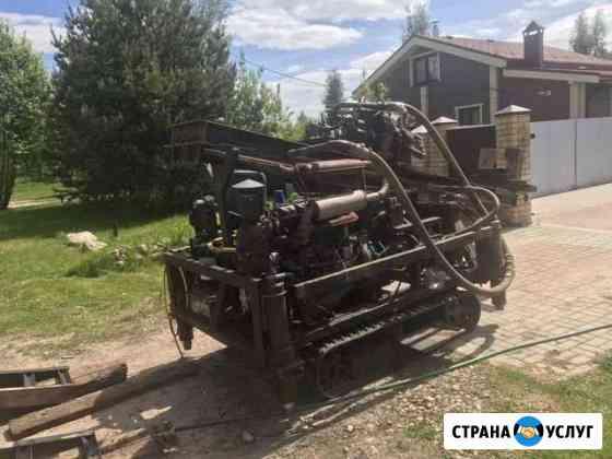 Бурение скважин на воду под ключ Ярославль