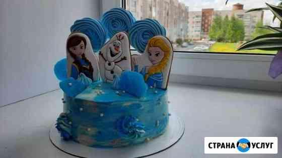 Торт на заказ Вологда
