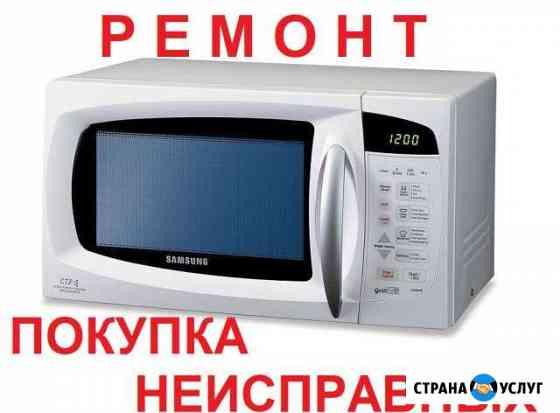 Ремонт микроволновок с выездом Ульяновск