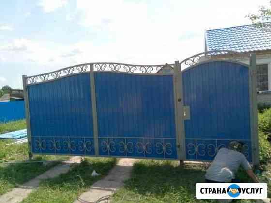 Изготовление металлоконструкций,вальцовка,гибка,по Воронеж