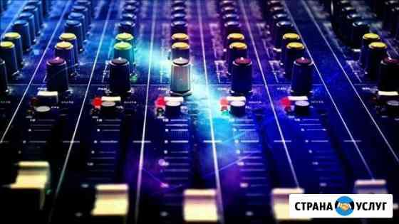 Звукооператор, ди-джей для праздника Заречный