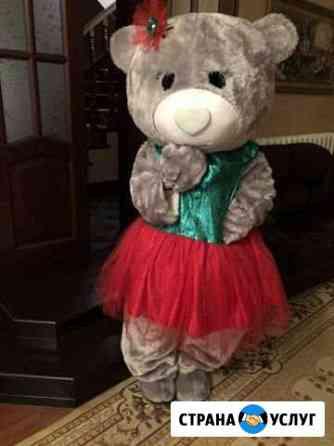Мишка Тедди к вам на праздник Нарткала