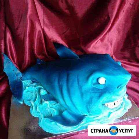 Вкусные домашние торты в эксклюзивном исполнении Казань