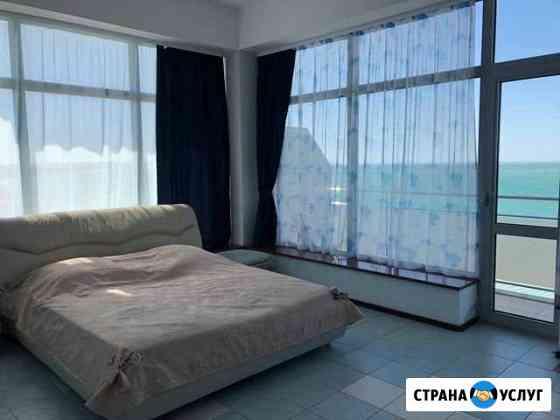 Отдых в Крыму. Отель «Бирюзовая Бухта» Щёлкино